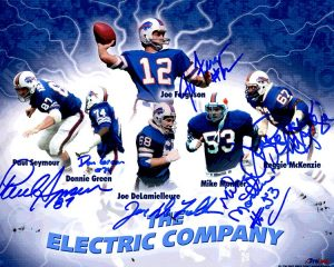 1973 Buffalo Bills Electric Company OJSimpson.co