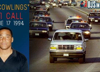 Audio: Al Cowlings Call to 911 on June 17 1994