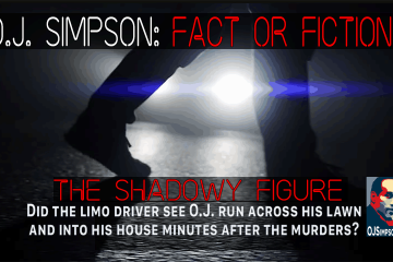 OJ Simpson Fact or Fiction Episode 1 The Shadowy Figure