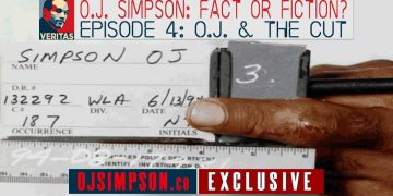 OJ Simpson Fact or Fiction The Cut Finger OJSimpson.co