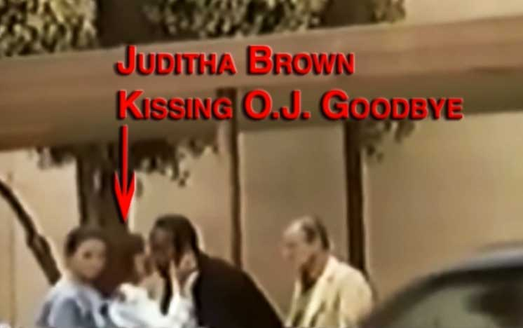 Juditha Brown June 12, 1994 OJ Simpson OJSimpson.co