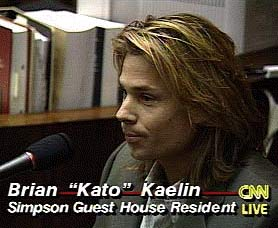 Kato Kaelin 1994 OJ Simpson OJSimpson.co