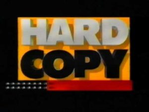 Hard Copy OJ Simpson OJSimpson.co