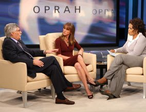 Fred and Kim Goldman on Oprah September 13 2007 OJ Simpson OJSimpson.co
