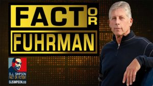 OJ Simpson Fact Or Fiction Episode 9: Fact or Fuhrman?