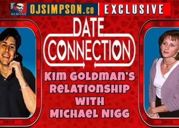 Ron Goldman's siter, Kim Goldman, Dated Michael Nigg in 1992 OJ Simpson OJSimpson.Co