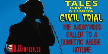 Nicole Simpson domestic violence hotline Sojourn OJ Simpson OJSimpson.co
