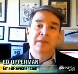Ed Opperman, Host, The Opperman Report OJSimpson.co
