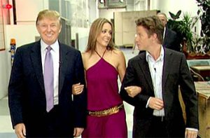 Donald Trump Arianne Zucker Billy Bush Access Hollywood OJ Simpson OJSimpson.co