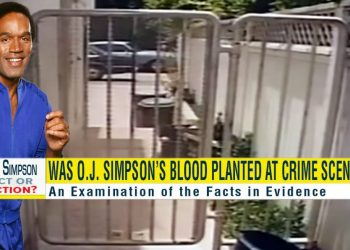 Was O.J. Simpson's Blood Planted at the Murder Scene? • O.J. Simpson: Fact or Fiction? Episode 12 OJSimpson.co