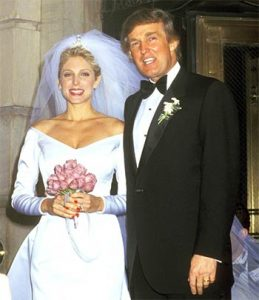 Donald Trump & Marla Maples. December 20 1993. OJ Simpson. OJSimpson.co